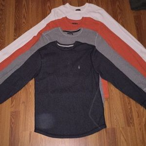 Volcom Men's Long Sleeve Shirt